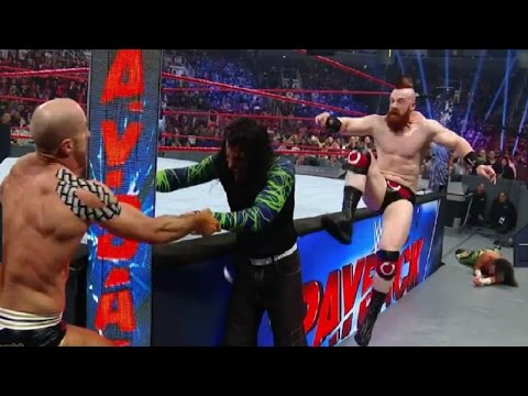 Skype - The Hardy Boyz VS Cesaro and Sheamus - PAYBACK 2017 - (WWE Raw Tag Team Championship)