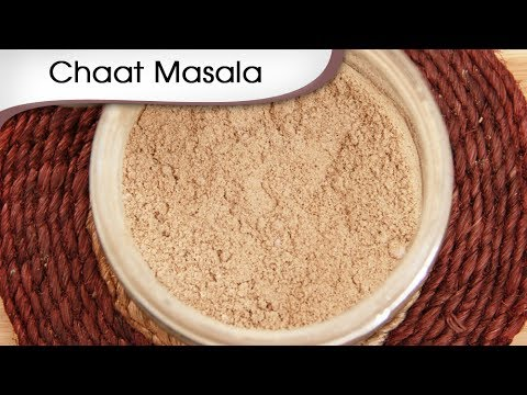 How To Make Chaat Masala At Home – Recipe by Ruchi Bharani – Indian Spice Variety