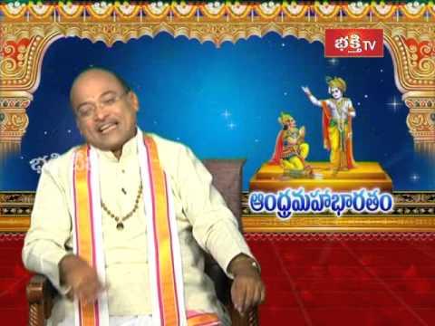 Andhra Mahabharatam - Salya Parvam (Episode 1317   Part 2)