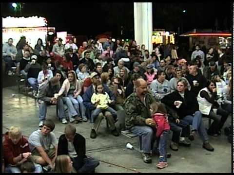 Comedy Hypnotist Alan Sands • The SandMan • 3 min. Fair Demo 2011