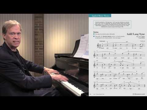 Video Unit 7: Music Theory (Auld Lang Syne) (Adult Piano Adventures Book 2) download in MP3, 3GP, MP4, WEBM, AVI, FLV January 2017