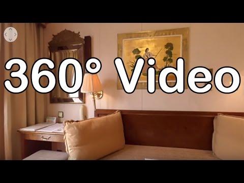 360 Grad Video: Kabine 105, Kat. E - MS Prinzessin Katharina