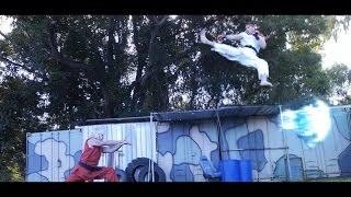 Racka Street Fighter (Comical Action)