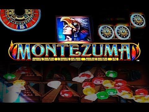 **HUGE WIN!** – WMS – Montezuma – Slot Machine Bonus