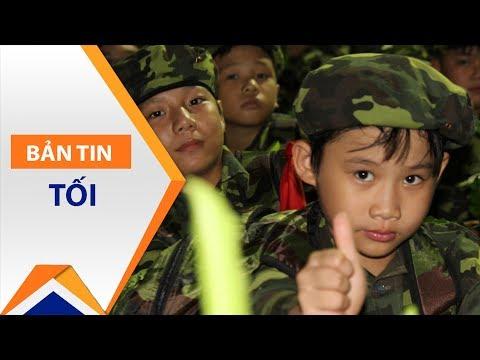 Học kỳ quân đội: Cơ hội giúp con trưởng thành  | VTC1 - Thời lượng: 2 phút, 33 giây.