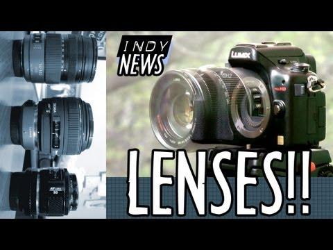 Lens Tutorial & YouTube Partner update : Indy News