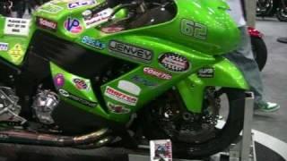 7. Competition Kawasaki  ZX 14 at 2011 New York Motorcycle Show