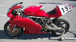 7. Ducati Super Sport 800 exhaust sound and acceleration compilation