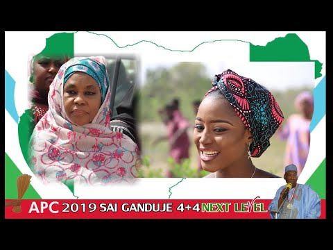 Maryam yahaya (Sunyiwa Matar Ganduje sabuwar waka) Latest song video 2019