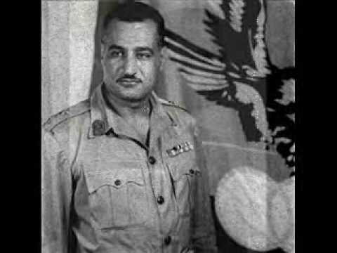 السادات يلقي بيان وفاة جمال عبد الناصر