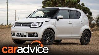 Video 2017 Suzuki Ignis review | CarAdvice MP3, 3GP, MP4, WEBM, AVI, FLV Juni 2017