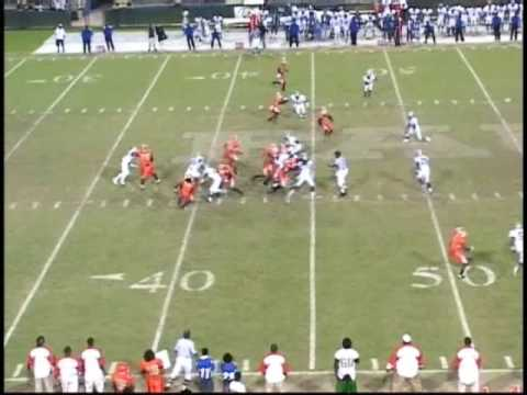 Wayne Lyons 2011 High School Highlights video.