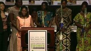 The Women Of Meeting Point International, Uganda For The New York Women's Foundation® (NYWF®)
