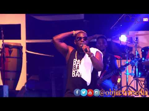 TIMAYA TALKS AND PERFORMS @ #FELABRATION2017 | TELLI PERSON