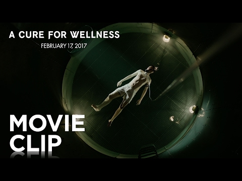 A Cure for Wellness (Clip 'Sensory Deprivation Tank')