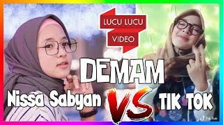 Video Demam Nissa Sabyan vs Demam Tiktok | Pengumuman GIVEAWAY! 🎁 MP3, 3GP, MP4, WEBM, AVI, FLV Agustus 2018
