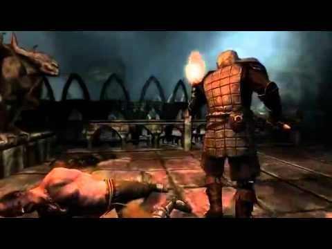 The Elder Scrolls V Skyrim Dawnguard – Official Trailer