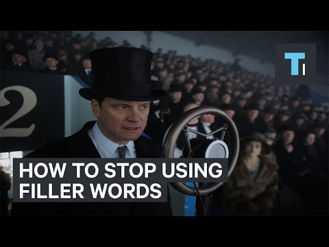 How To Stop Using Filler Words Like 'Um' And 'Uh'