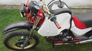 7. Moto Guzzi NTX 350