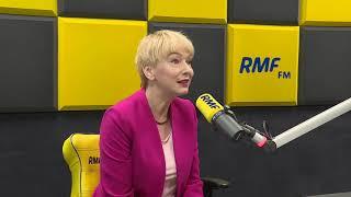 Stachowiak-Różecka: My się nie licytujemy.