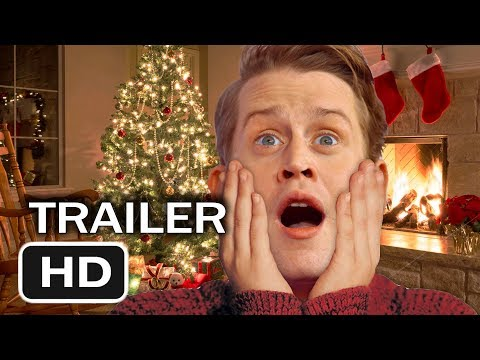 Home Alone Christmas Reunion - (2021 Movie Trailer) Parody