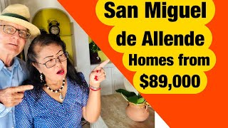 Is this For You $89,000 Home In San Miguel de Allende Home Starting From $89,000 & Up
