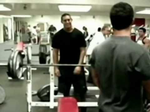 Funny Accidents In Gym