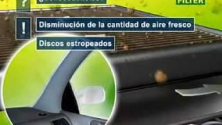 FilterSavvy - Mann Filter - Filtros de Aire de Cabina.wmv