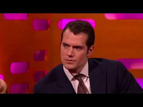 The Graham Norton Show S18E10 - Ben Affleck,Henry Cavill, Amy Adams