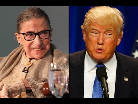 TRUMP REPLACING RUTH BADER GINSBURG WITH AMY CONEY BARRETT IS POSSIBLE