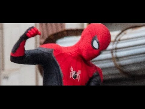 Spider-Man 3 Movie Set Clip and Scenes Breakdown - Marvel Phase 4 Movies Easter Eggs