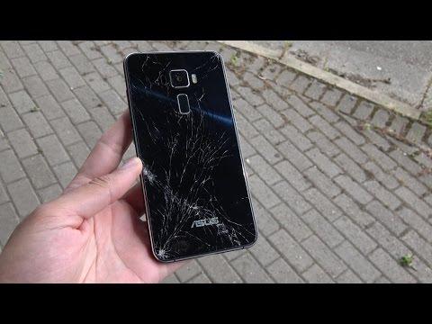 Drop test Asus Zenfone 3