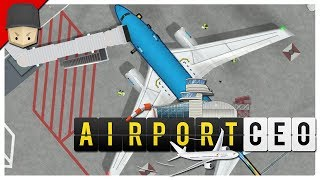 Airport CEO - Ep.12 : Too Many Passengers + Giveaway