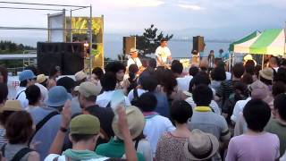 Reflection Eternal Live@Enoshima 2011. Aug. 6th (Tribute to Nujabes)