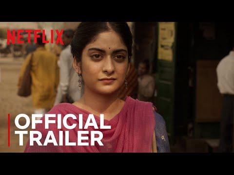 A Suitable Boy | Official Trailer | Tabu, Ishaan Khatter, Tanya Maniktala | Netflix India