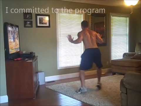 INSANITY Transformation Before and After
