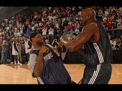 Shaq%2C LeBron%2C Dwight Howard All-Star Dance-Off