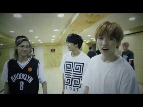 Practice - B1A4 - '  '   ('What's Happening?' Dance Practice Video)