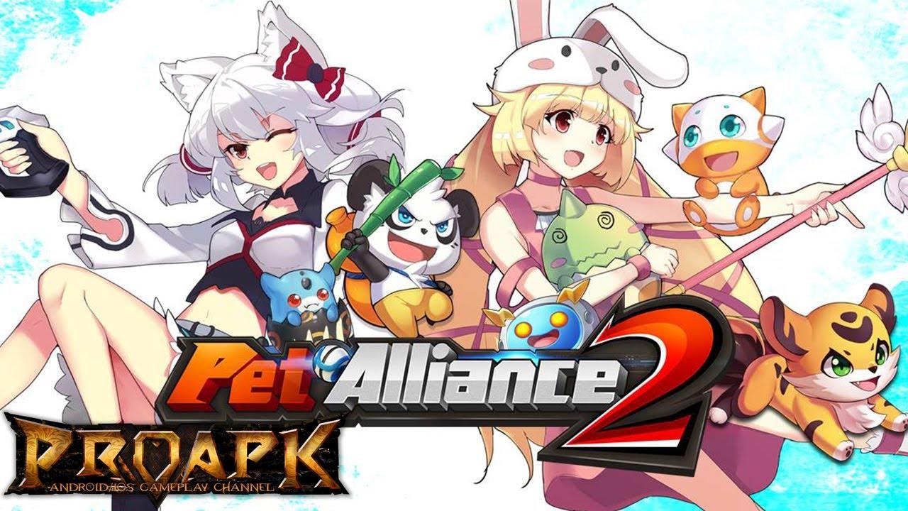 Pet Alliance 2