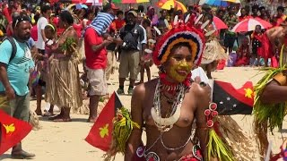 Port Moresby Papua New Guinea  city photos gallery : Independence Day Papua New Guinea