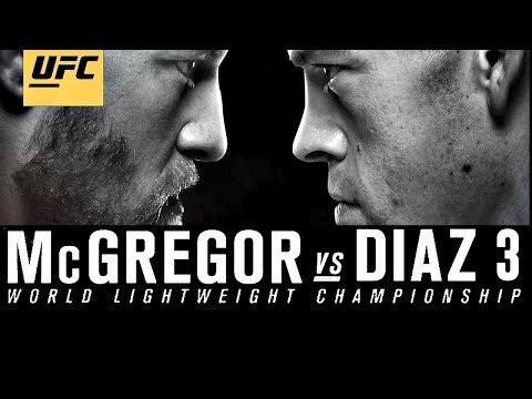 Conor McGregor Vs Nate Diaz 3 Promo - Unfinished Business