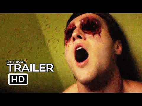 HAUNTING ON FRATERNITY ROW Official Trailer (2018) Horror Movie HD