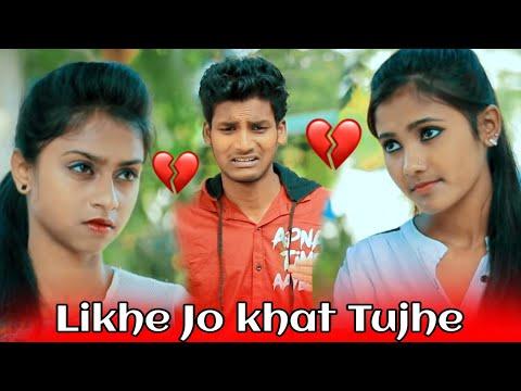 Likhe Jo Khat Tujhe new version | Romantic Love Story | Ft. Jeet | Besharam Boyz |