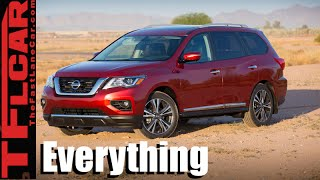 2017 Nissan Pathfinder: Everything You Ever Wanted to Know by The Fast Lane Car