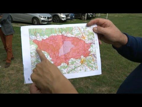 Belgien: Die Afrikanische Schweinepest breitet sich w ...