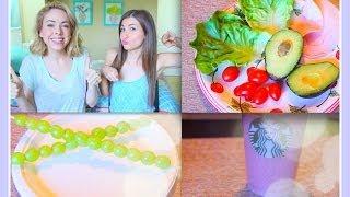 ♡ EASY HEALTHY SNACK IDEAS! - YouTube