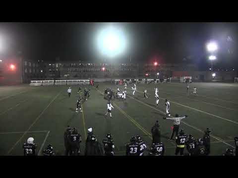Demi-finale LFS12 : Phénix vs Bulldogs 11/11/17