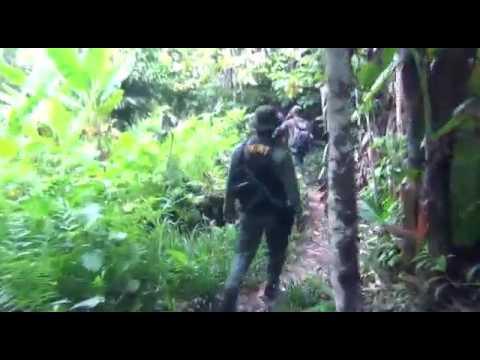 Patroli Polhut Di Kawasan Konservasi