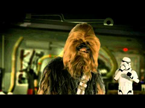 Death Star: Chewbacca (Windows 7 Parody)