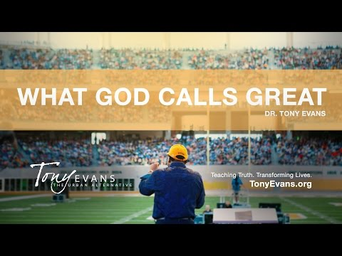 What God Calls Great